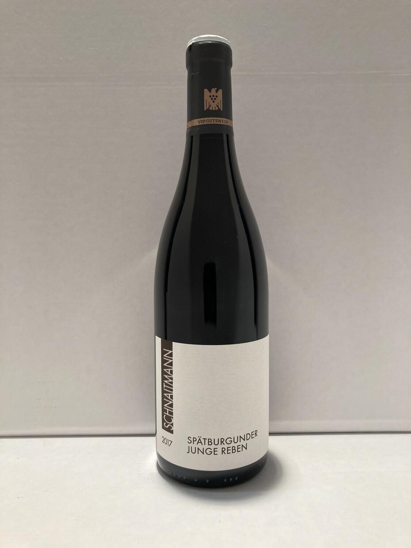 Pinot noir-2017 droog Junge Reben Schnaitmann (Württemberg)