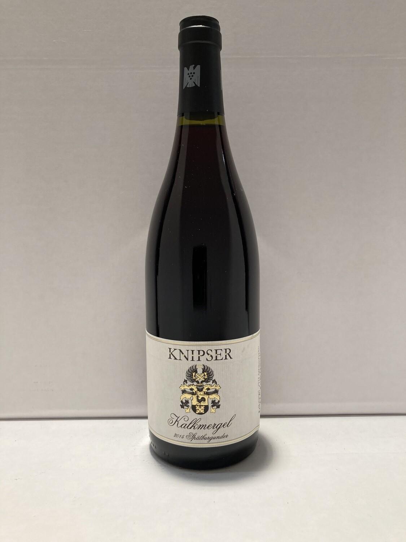 Pinot Noir-2015 droog Kalkmergel Knipser (Pfalz)