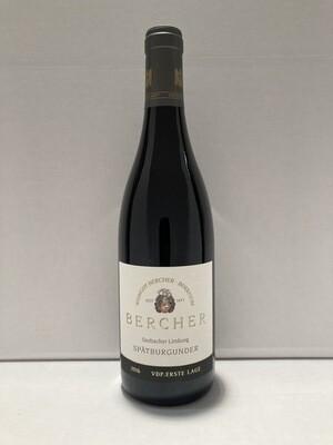Pinot noir-Erste Lage-2016 droog  Sasbach Limburg Bercher (Baden)