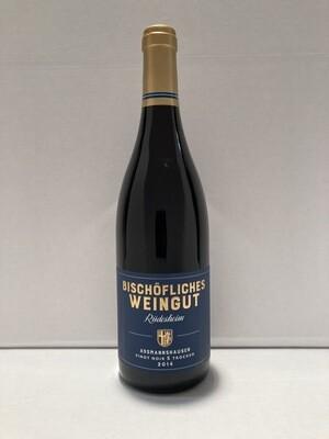 Pinot noir-S-2014 droog  Assmannshausen Bischöfliches Weingut (Rheingau)