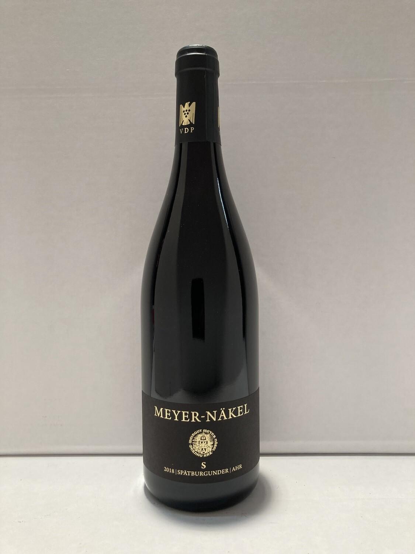 Pinot Noir-2018 droog  S Meyer Näkel (Ahr)