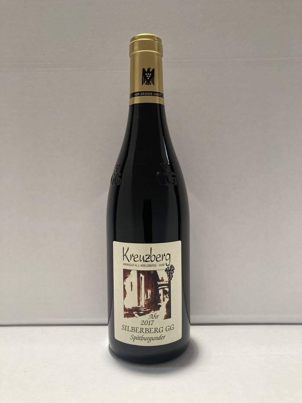 Pinot Noir-Grosses Gewächs-2017 droog Silberberg Kreuzberg (Ahr)