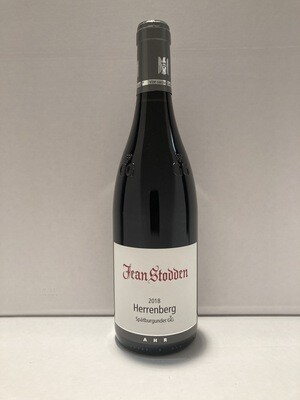 Pinot Noir-Grosses Gewächs-2018 droog  Rech Herrenberg Jean Stodden