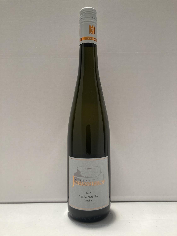Riesling-2019 droog  Terra Nostra Johannishof (Rheingau)