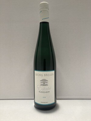 Riesling-2019 droog Estate Rüdesheim Georg Breuer (Rheingau)