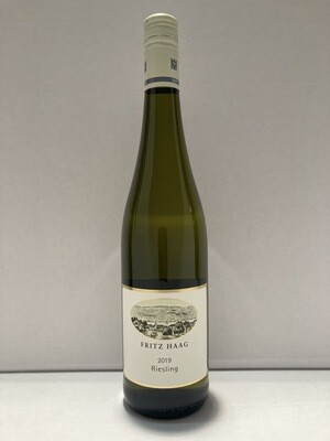Riesling-2019  Fritz Haag (Mosel)