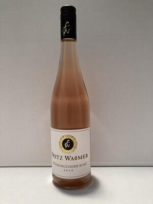 Rosé-Pinot noir-2020 droog Fritz Wassmer