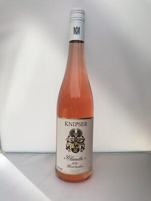Rosé-2020 droog Clarette Knipser (Pfalz)