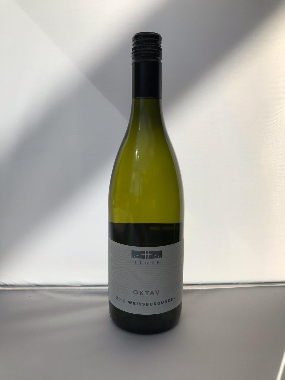 Pinot Blanc-2019 droog Oktav-Heger (Baden)