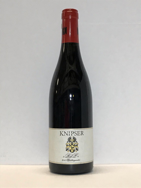 Pinot Noir-2015 droog RDP Knipser (Pfalz)