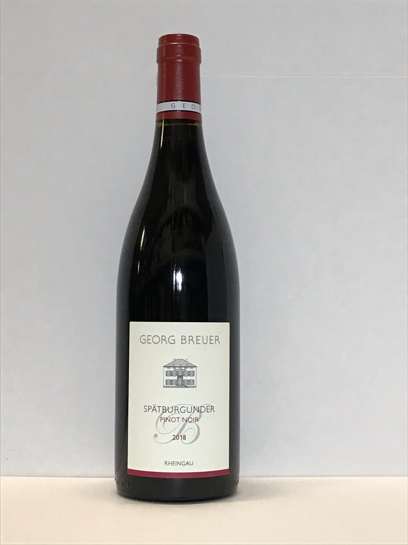 Pinot noir-2018 droog B Georg Breuer (Rheingau)