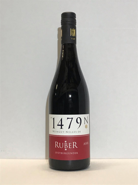 Pinot noir-2018 droog Ruber-Nelles (Ahr)