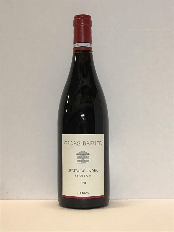 Pinot noir-2018 droog Georg Breuer (Rheingau)