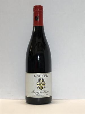 Pinot Noir-Grosses Gewächs-2016 droog Im Grossen Garten- Knipser (Pfalz)