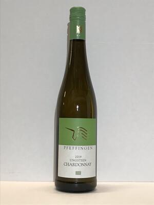 Chardonnay-2019 droog  Ungstein Pfeffingen (Pfalz)