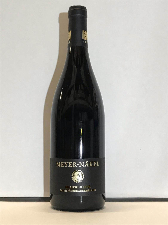 Pinot Noir-2018 droog Blauschiefer Meyer Näkel  (Ahr)