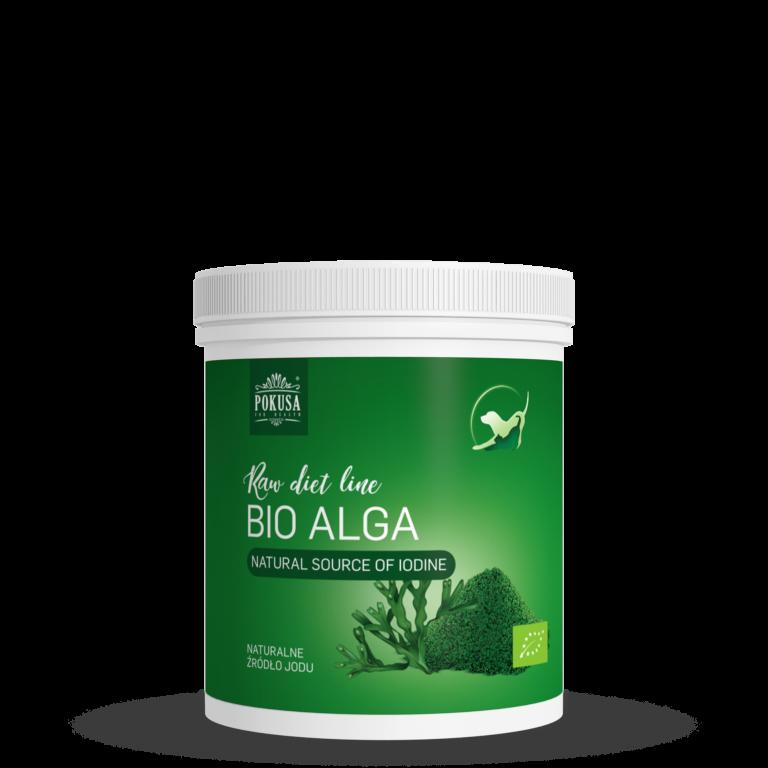 Pokusa Raw Diet Line Bio Alga