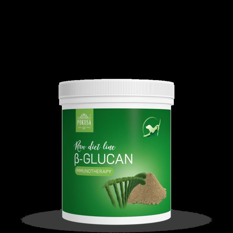 Pokusa Raw Diet Line β-Glucan