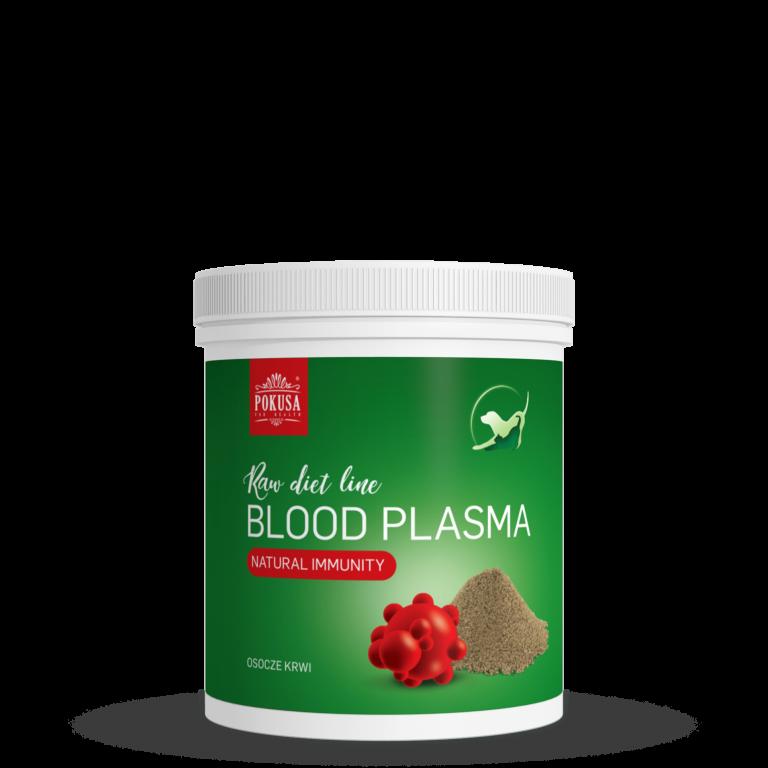 Pokusa Raw Diet Line Blood Plasma