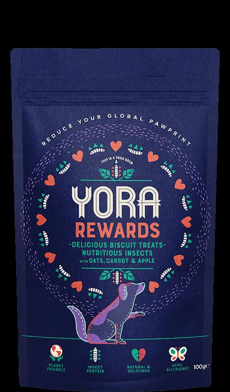 YORA Dog Rewards 100 gr.