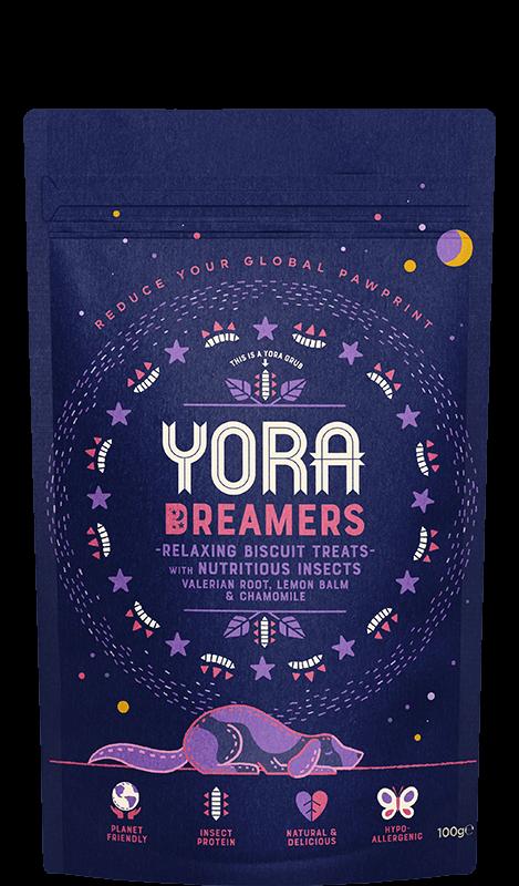 YORA Dog Dreamers 100 gr.