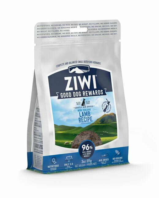 Ziwi Peak trainingssnacks lam 85 g