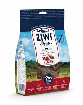 ZIWI Peak Cat Gently Air-Dried Hert