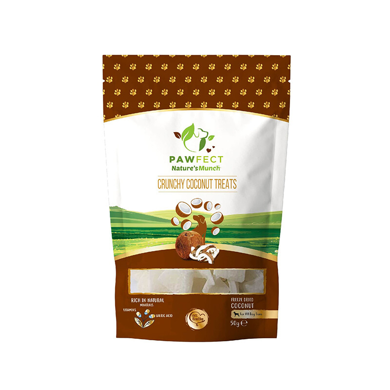 Pawfect Nature's Munch - Coconut 50 gr.
