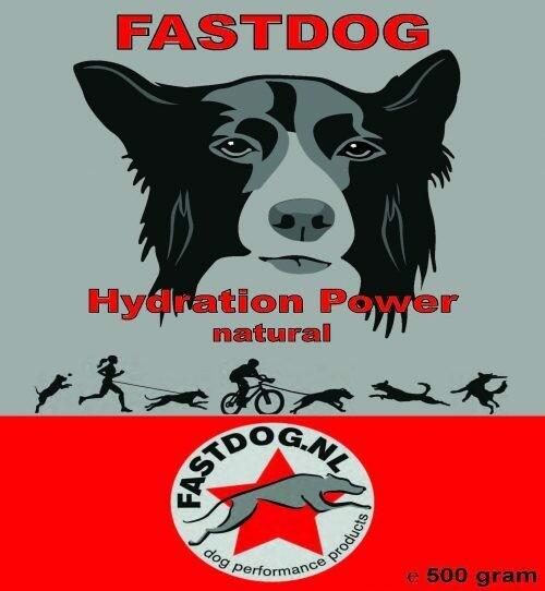 Fastdog Hydration Power Shake 2,5 kg