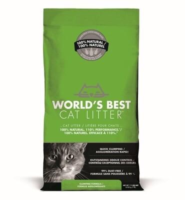 WORLDS BEST CAT LITTER Original Green