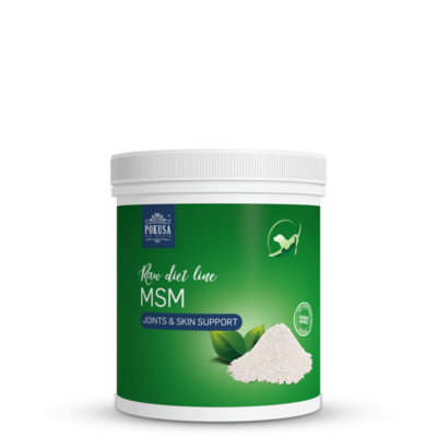 Pokusa Raw Diet Line MSM