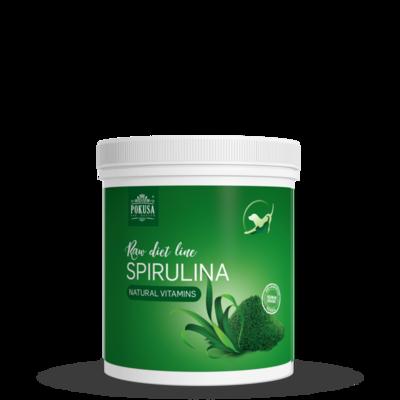 Pokusa Raw Diet Line Spirulina