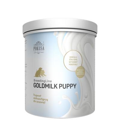 Pokusa Breedingline Goldmilk Puppy flesvoeding
