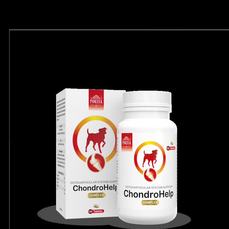Pokusa ChondroHelp 120 tabletten