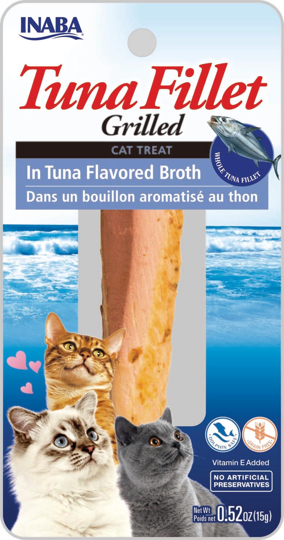 INABA LOIN Tonijn in tonijnbouillon