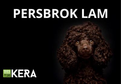 Kera 100% Natural: Persbrok Lam