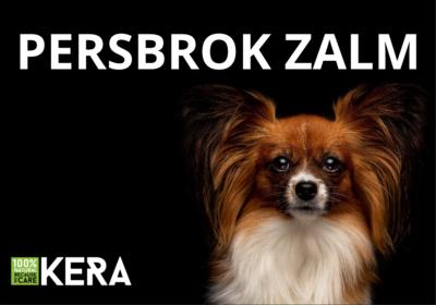 Kera 100% Natural: Persbrok Zalm