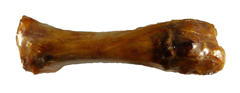Vleesbot met huid