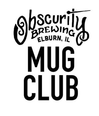 Obscurity Mug Club Membership