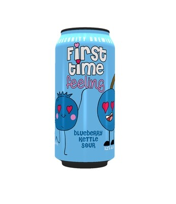 4PACK - First Time Feeling (16oz)