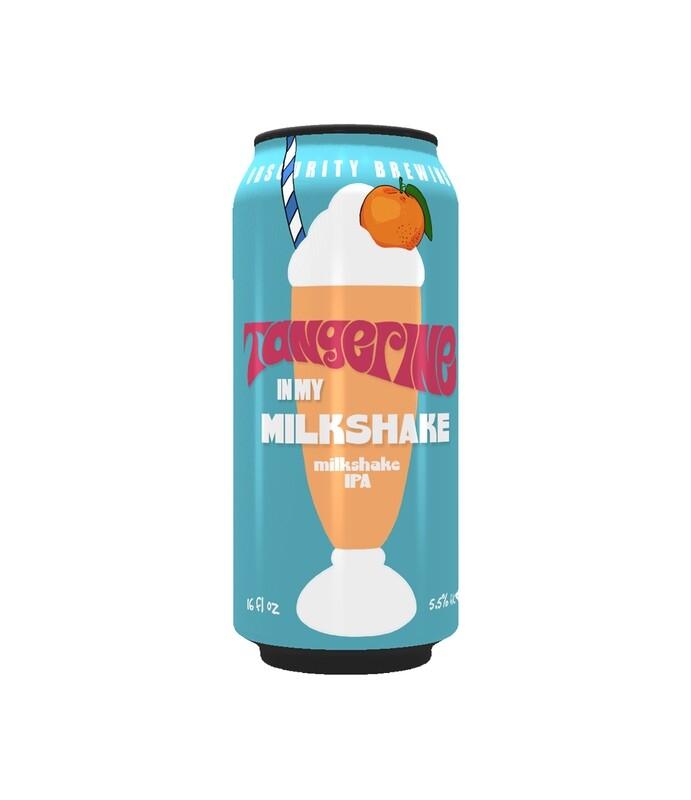 4PACK - Tangerine in my Milkshake (16oz)