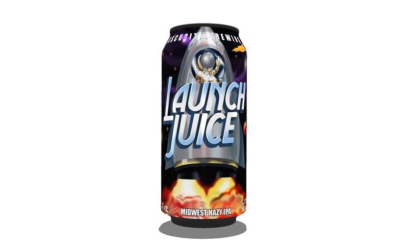 4PACK - Launch Juice (16oz)
