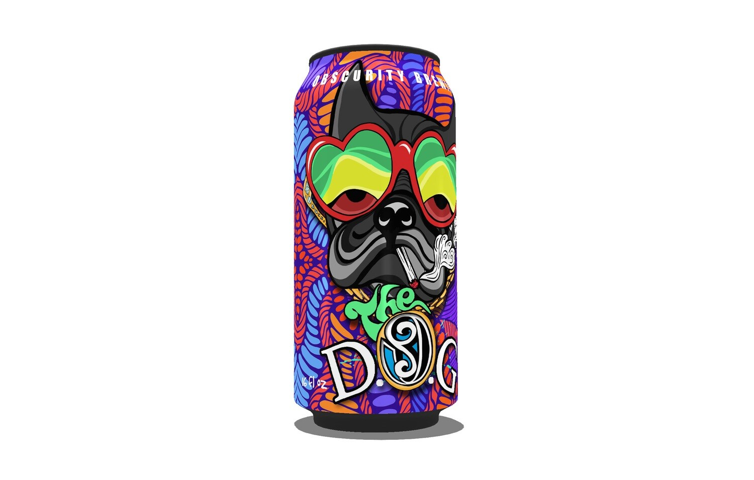 4PACK - The D.O.G. (16oz)
