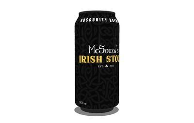 4PACK - McSouza's Irish Stout (16oz)