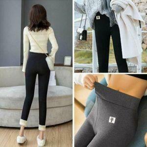 Super thick cashmere leggings
