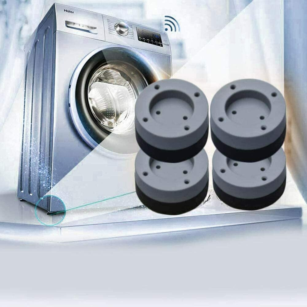 Anti-slip And Noise-reducing Washing Machine Feet 4PCS