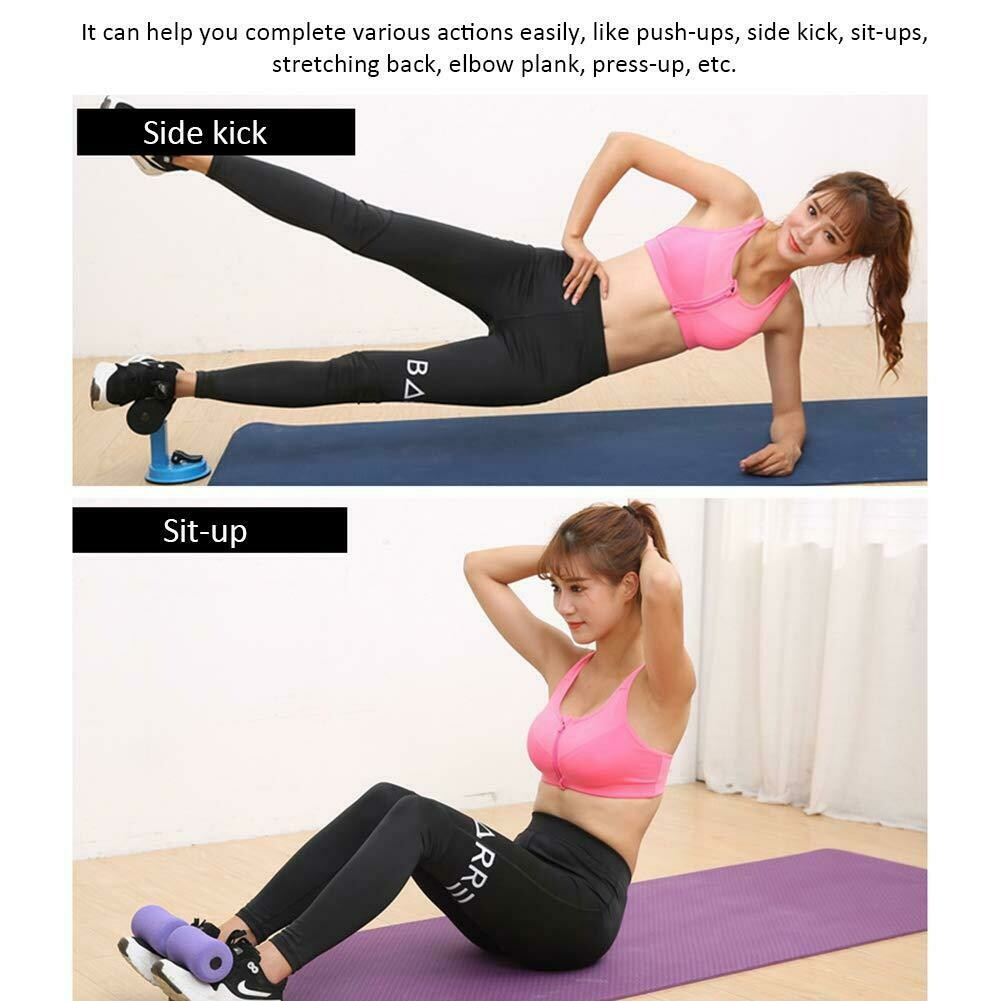Portable sit-up aid