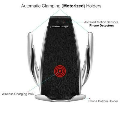 Infrared Automatic Induction Car Charging Holder