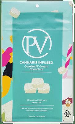 Cookies n' Cream Chocolate Bar