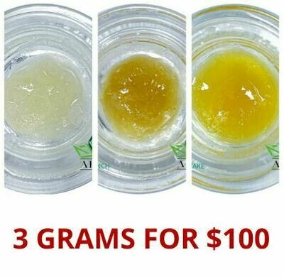 3 GRAM SPECIAL $100 | APEX EXTRACTIONS